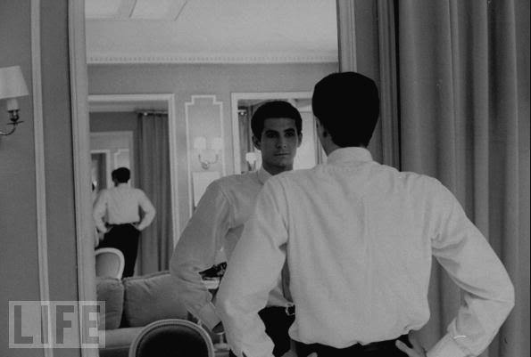 Anthony Perkins on Narcissism. (1961)