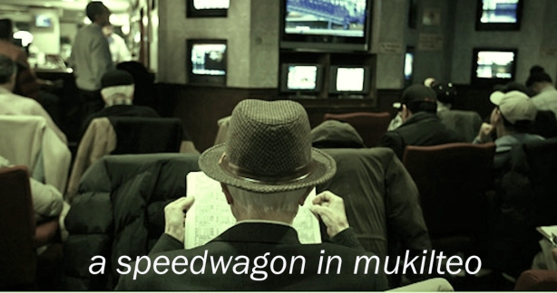 a speedwagon in mukilteo